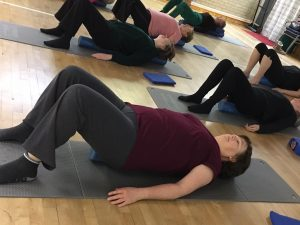 Rosie Lewin Pilates classes High Wycombe area